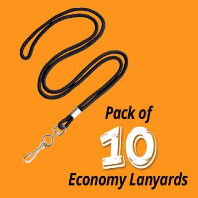 Lanyard - Economy 10 Pack