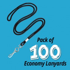 Lanyard - Economy 100 Pack